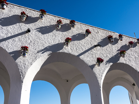 The Loggia on the Balcon de Europa Viewpoint in Nerja on the Costa del Sol