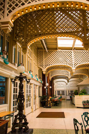 Chattanooga Station in Tennessee is internationally known for the 1941 song, the world's first gold record,