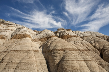 badlands: badlands geological formations