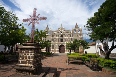antioquia: Santa Fe de Antioquia Colombia