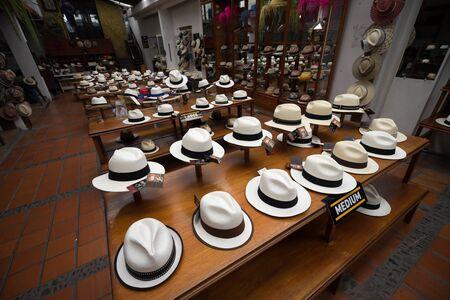 Los Sombreros De Panamá En Ecuador Fotos 4d7b6307bb9