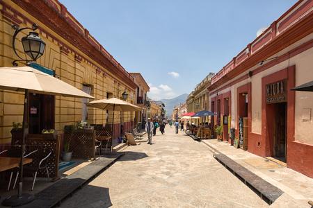April 14, 2014 San Cristobal de las Casas, Mexico: