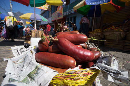 グアテマラの生産市場