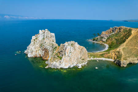 Lake Baikal is a rift lake located in southern Siberia, Russia. The largest freshwater lake by volume in the world. A Natural Wonder Of The World.