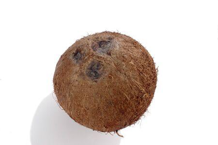 diarrhoea: coconut