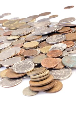 assorted coins Stock Photo - 346705