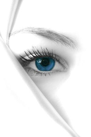 eyes: mysterieus blauw