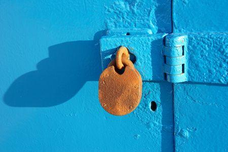 padlock photo