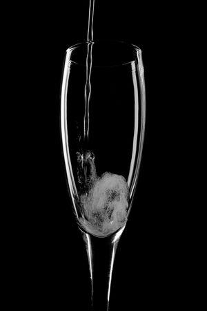 carbonation: burbujas  Foto de archivo