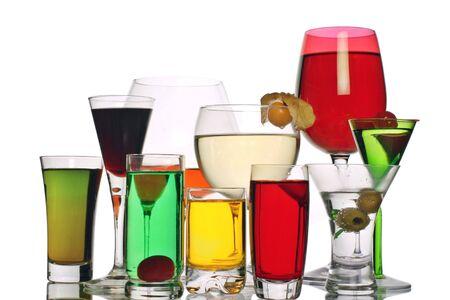 ufortyfikować: różnych napojów alkoholowych