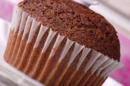 indulgent: chocolate dessert, bun, muffin, fairy cake