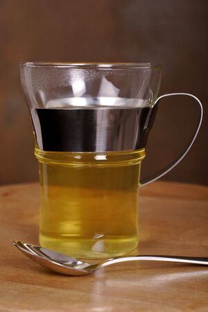 caffeine free: herbal tea, camomile to help unwind or calm down.