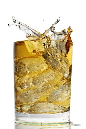 scotch on the rocks photo