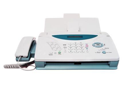 moderne Büro-Faxgerät