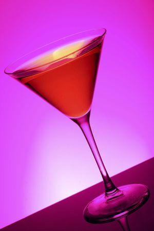 deliciously: sophisticated cosmopolitan cocktail, deliciously smooth