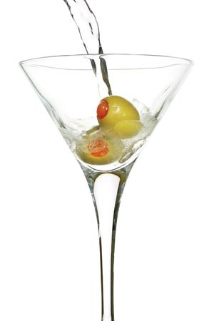 martini, number 4 of a series photo