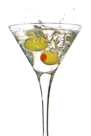 martini, number 7 of a series photo