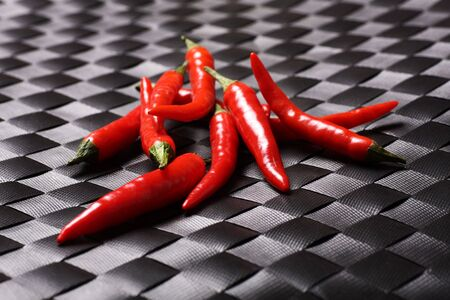 hottest: bird eye chillies one of the hottest in the world