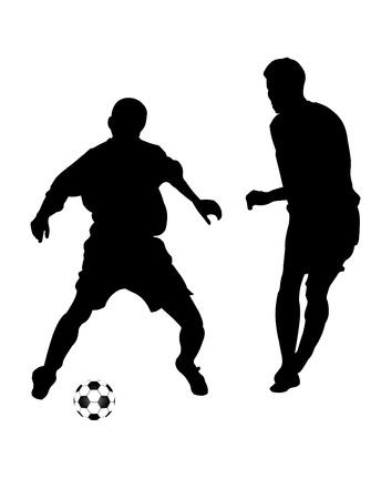 Sportsmen Vettoriali