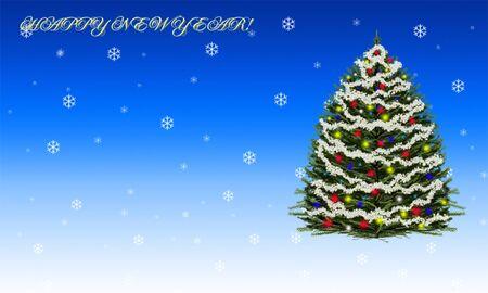 christmas postcard: Christmas Postcard
