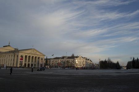 City Chernigov in Ukraine