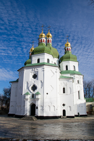 Church in Ukraine  Stock Photo