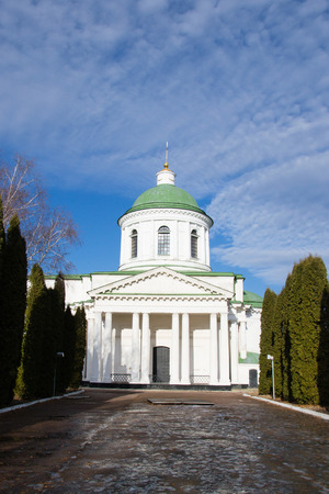 Nezhinskii Cathedral of All Saints