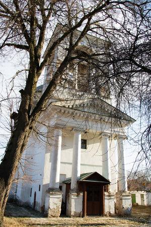 Trinity Church in the city of Nizhyn, Ukraine Stock Photo