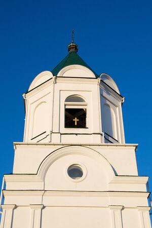 steeple Stock Photo