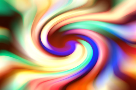 Beautiful multi-colored abstraction. LED soft focus, background