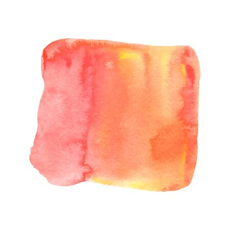 ombre: Watercolor Ombre Background. Watercolor Wash. Ombre Watercolor Background. Vector illustration