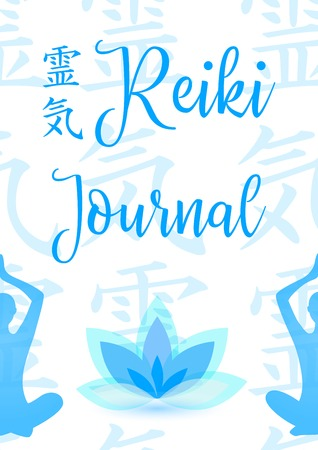 Sacred geometry. The word Reiki is made up of two Japanese words, Rei means Universal - Ki means life force energy.