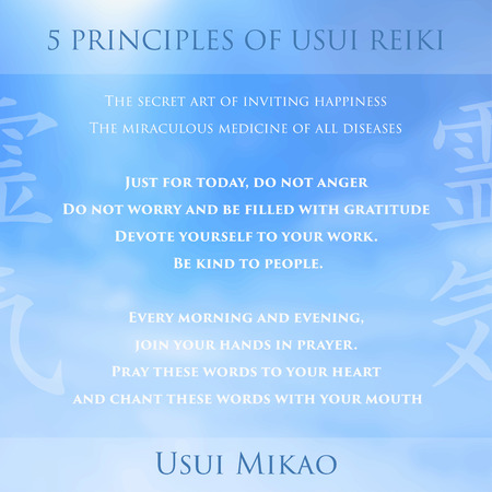 Rei means Universal - Ki means life force energy.