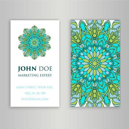meditation man: Vintage decorative elements. Ornamental floral. Oriental pattern, vector illustration. Islam, Arabic Indian turkish motifs