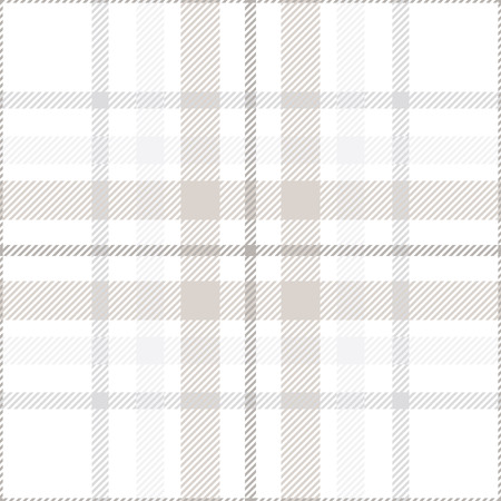Plaid check pattern. Seamless fabric texture. Ilustrace