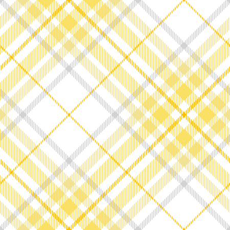 Plaid check pattern. Seamless fabric texture print.