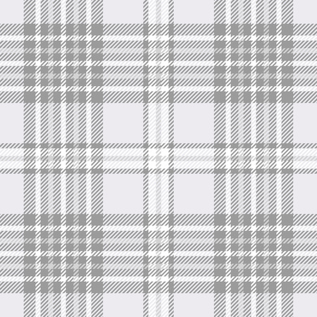 Plaid check pattern. Seamless fabric texture print. Stock Vector - 121998543