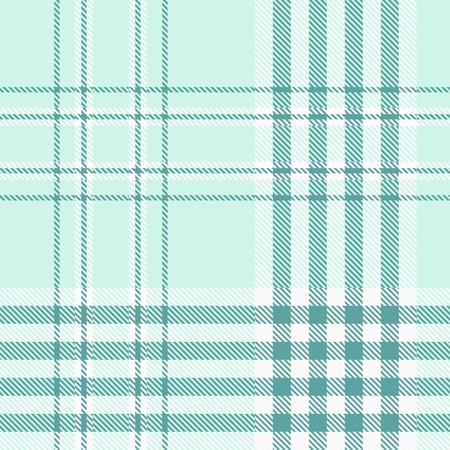 Plaid check pattern. Seamless fabric texture print.