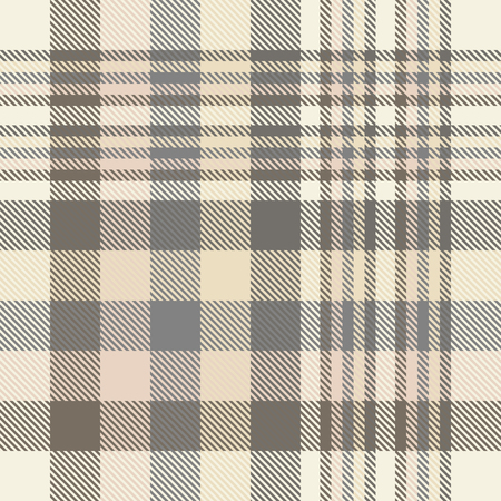 Plaid check pattern. Seamless fabric texture. Çizim