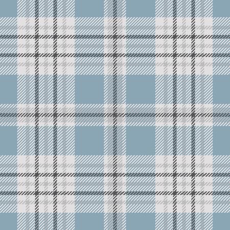 Motivo a quadri scozzese. Trama del tessuto senza soluzione di continuità. Vettoriali