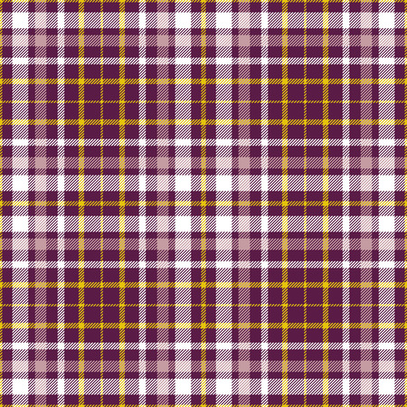 Seamless plaid check pattern.