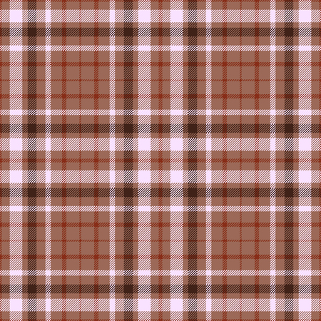 Plaid check pattern. Seamless checkered fabric texture. Archivio Fotografico - 122854351