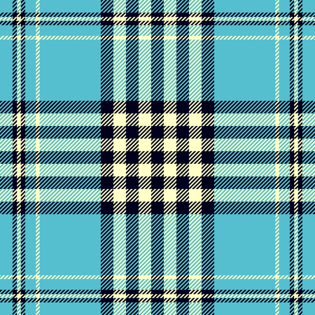 Plaid check pattern. Seamless checkered fabric texture. Banque d'images - 122854712