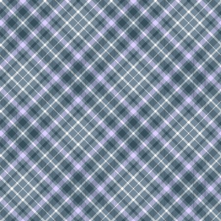 Plaid check pattern. Seamless checkered fabric texture. Stock Vector - 122854529