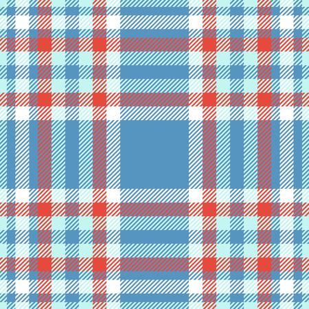 Patrón de cuadros escoceses. Textura de tela a cuadros sin costuras.