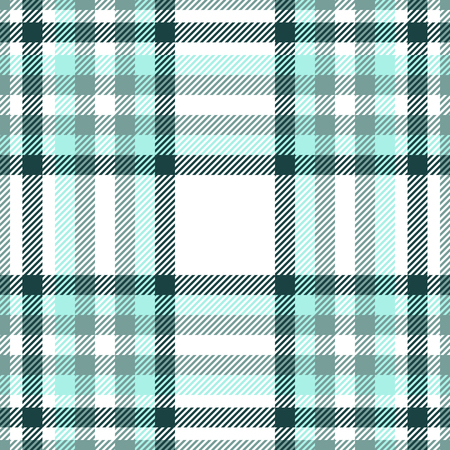 Plaid check pattern. Seamless checkered fabric texture. Stock fotó - 122854853