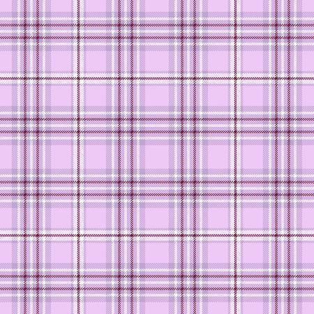 Plaid check pattern. Seamless checkered fabric texture. Reklamní fotografie - 122855148