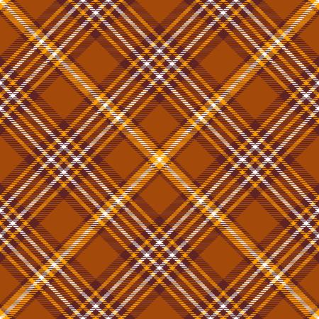 Plaid check pattern. Seamless checkered fabric texture. Reklamní fotografie - 122855151