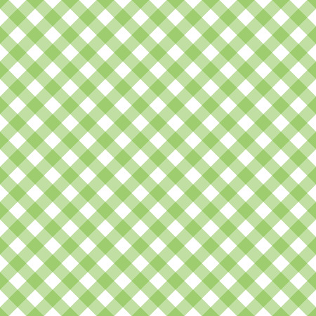 Gingham check pattern. Seamless checkered fabric texture.