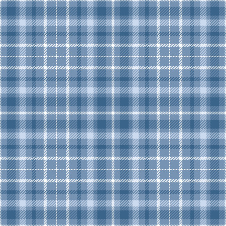 Plaid check pattern. Seamless checkered fabric texture. Stock Vector - 122854949